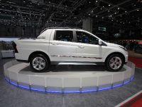 Ssangyong SUT 1 concept Geneva 2011