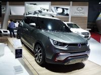 SsangYong XIV-Adventure Paris 2014