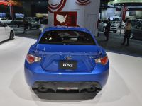 Subaru BRZ Los Angeles 2012