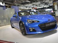 Subaru BRZ Paris 2012