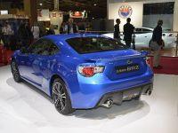 Subaru BRZ Paris 2012