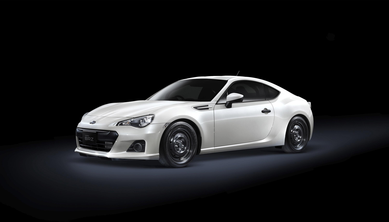 Subaru BRZ RA Racing входит Производство - фотография №1