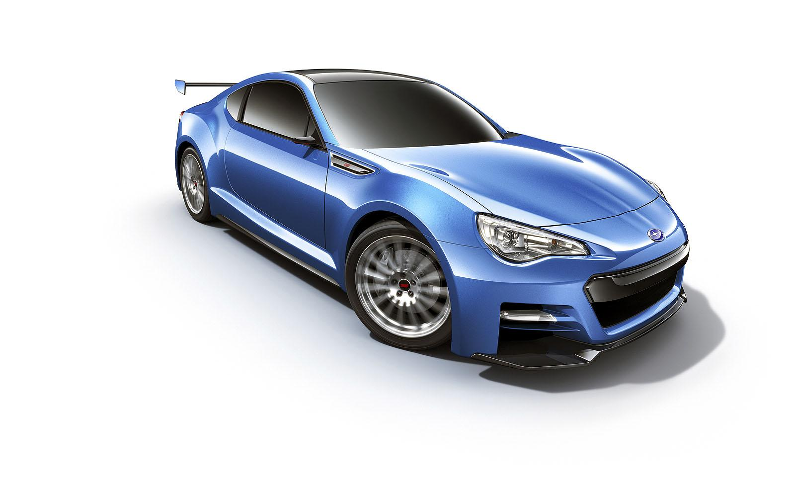 Subaru BRZ tS Limited Edition - фотография №3