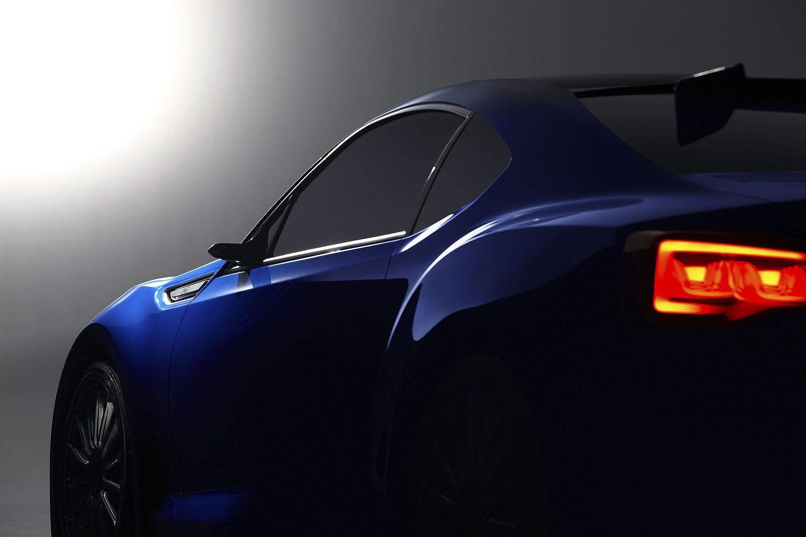 Subaru BRZ tS Limited Edition - фотография №9