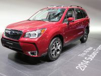Subaru Forester Chicago 2013