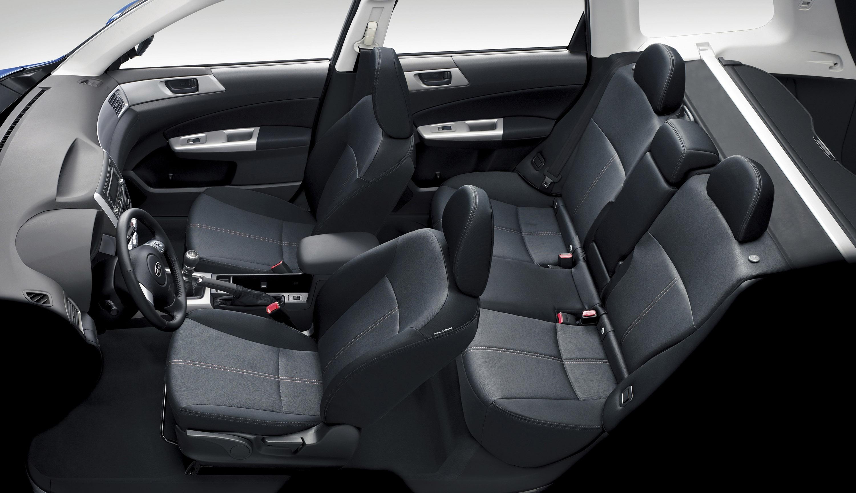 Subaru Forester выигрывает насколько Drivers