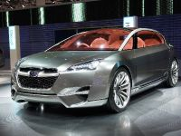 Subaru Hybrid Tourer Concept Geneva 2010