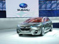 Subaru Hybrid Tourer Concept Tokyo 2009