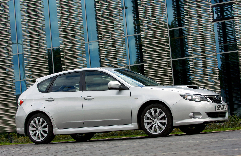 Subaru Impreza теперь доступен с боксер Дизель - фотография №3