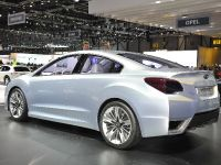 Subaru Impreza concept Geneva 2011