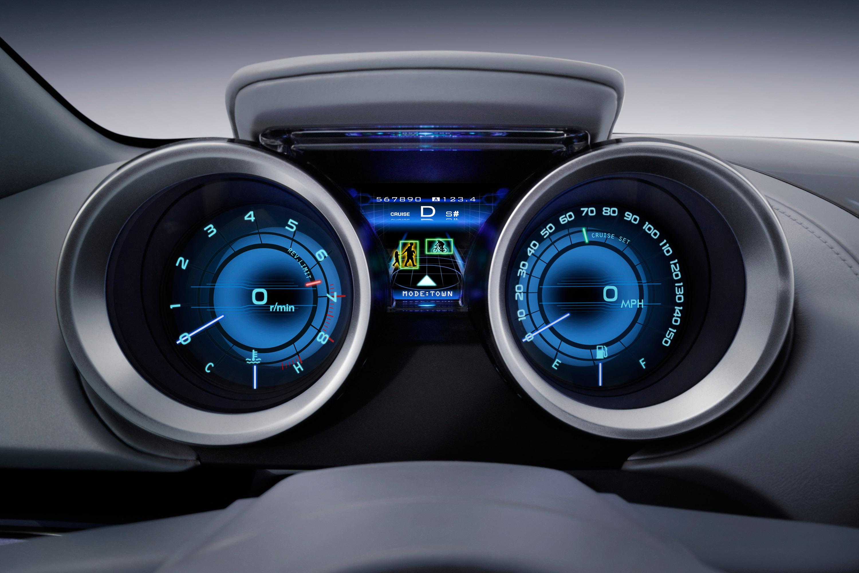 Impreza Concept - яркий дизайн-star Subaru - фотография №10