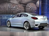 Subaru Impreza Design Concept Los Angeles 2010