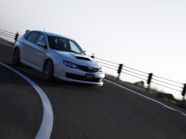 STI представлена Subaru Impreza R205 limited-edition  - фотография №3