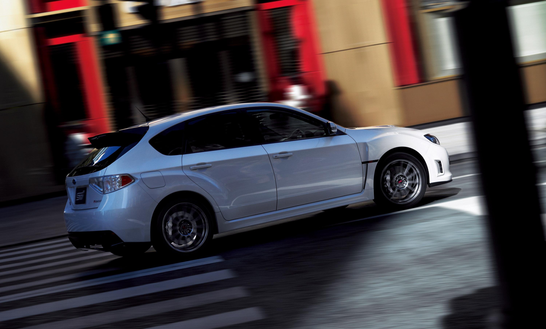 STI представлена Subaru Impreza R205 limited-edition  - фотография №5