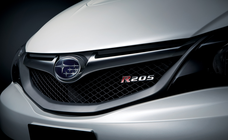 STI представлена Subaru Impreza R205 limited-edition  - фотография №9