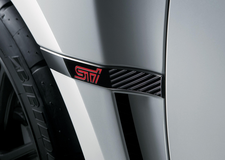 STI представлена Subaru Impreza R205 limited-edition  - фотография №10