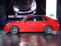 Subaru Impreza WRX Premium 4-Door New York 2010