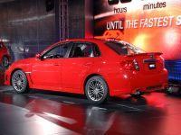 Subaru Impreza WRX Premium 4-Door New York 2010