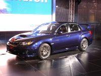 Subaru Impreza WRX STI Limited 4-Door New York 2010