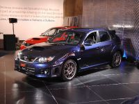 Subaru Impreza WRX STI Limited 4-Door New York 2010