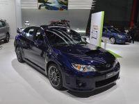 Subaru Impreza WRX STi Los Angeles 2012