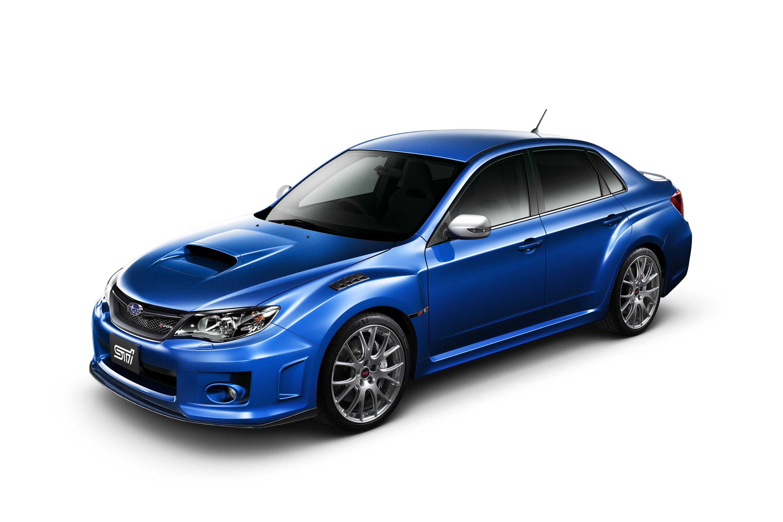 Subaru Impreza WRX STI S206 - фотография №1