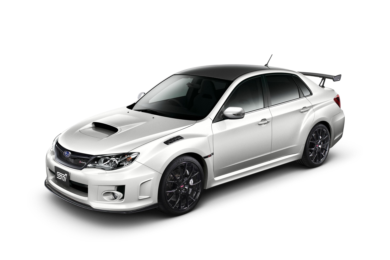 Subaru Impreza WRX STI S206 - фотография №3