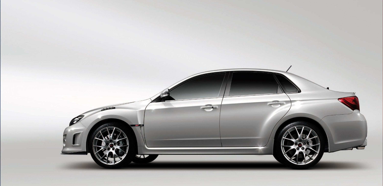 Subaru Impreza WRX STI S206 - фотография №35