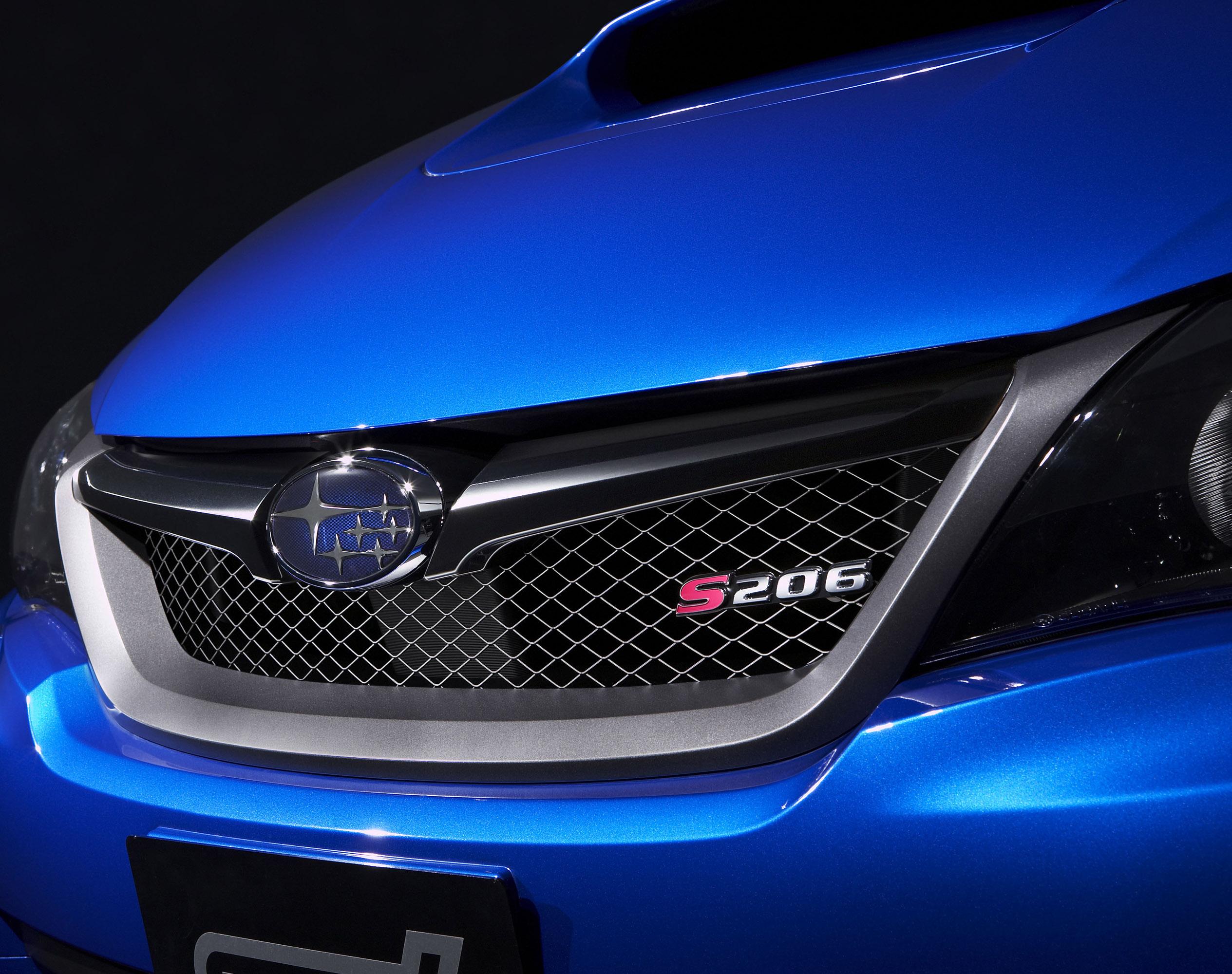 Subaru Impreza WRX STI S206 - фотография №41