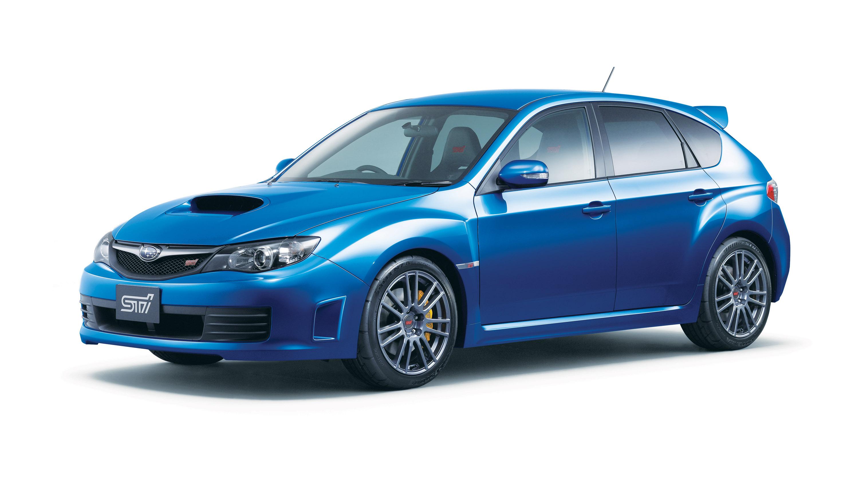 Subaru Impreza WRX STI spec C - фотография №2
