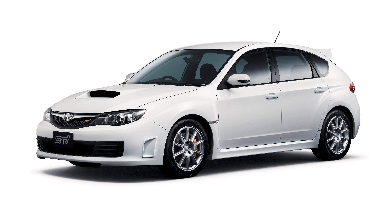 Subaru Impreza WRX STI spec C - фотография №4