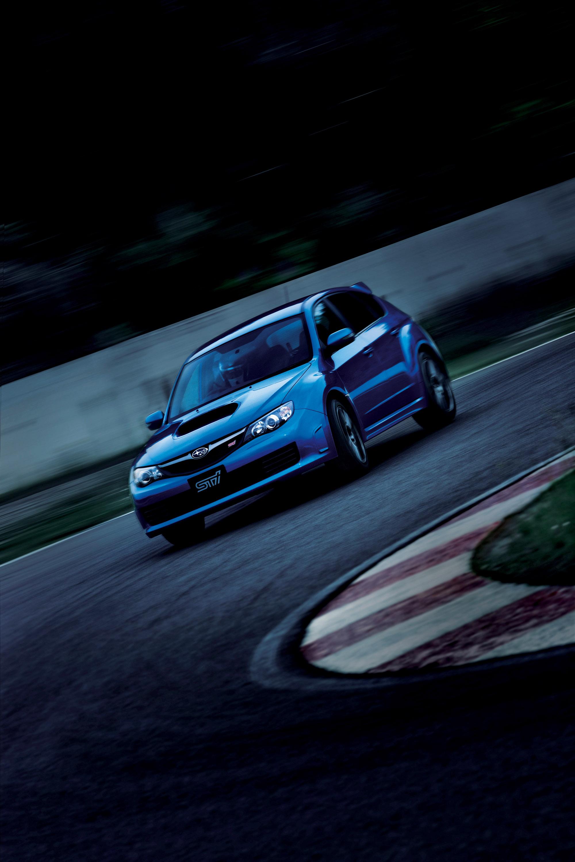 Subaru Impreza WRX STI spec C - фотография №6