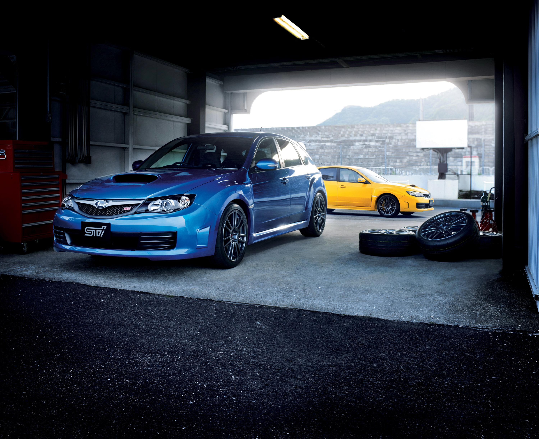Subaru Impreza WRX STI spec C - фотография №7