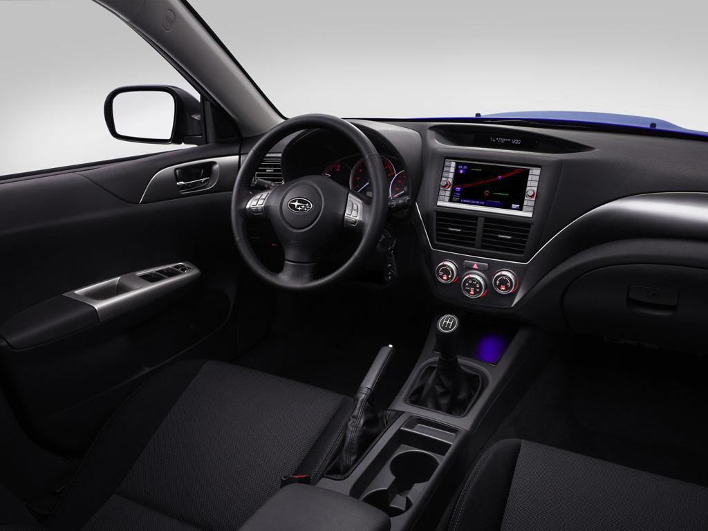 Subaru Impreza WRX - фотография №2