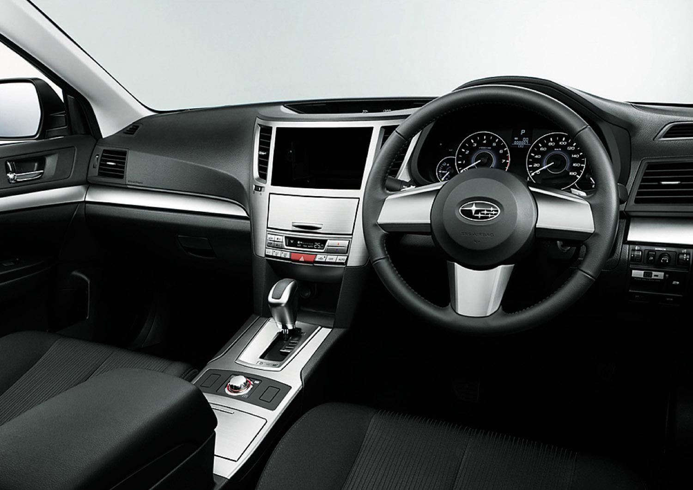 Subaru Legacy продолжение обзора - фотография №3
