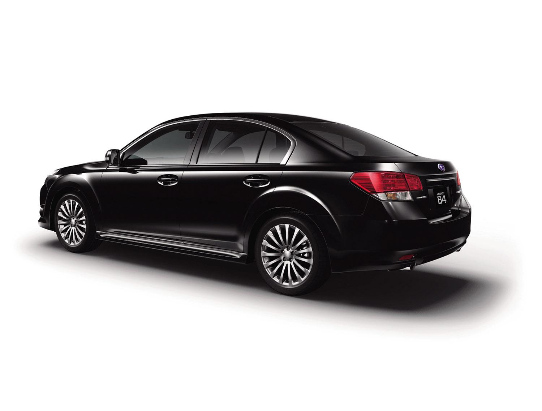 Subaru Legacy продолжение обзора - фотография №5