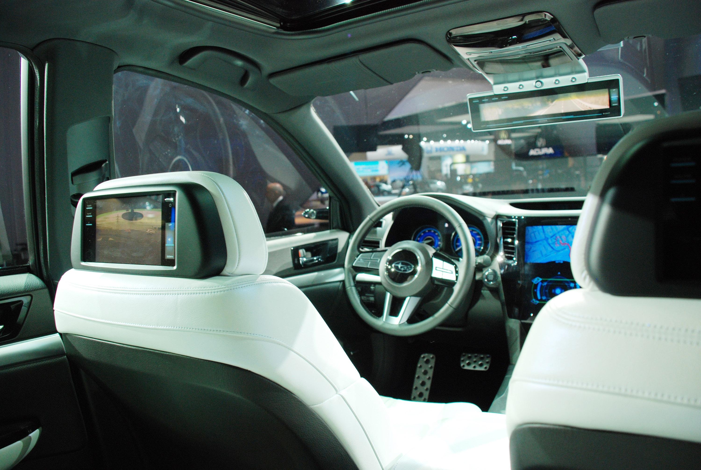 Subaru Legacy Concept - фотография №3