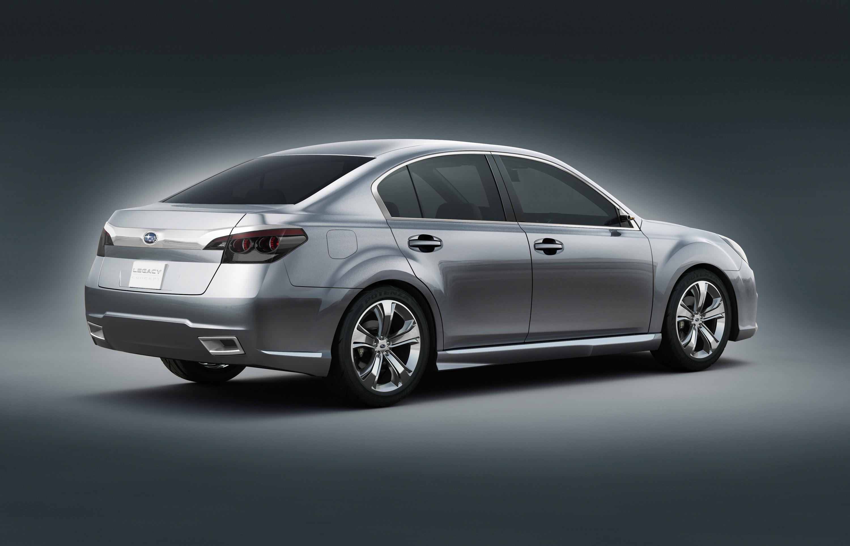 Subaru Legacy Concept - фотография №5
