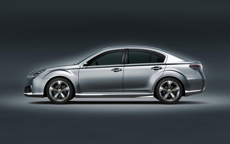 Subaru Legacy Concept - фотография №6