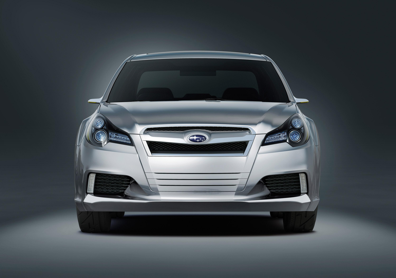 Subaru Legacy Concept - фотография №8