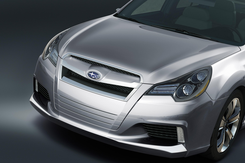 Subaru Legacy Concept - фотография №9