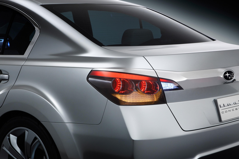 Subaru Legacy Concept - фотография №12