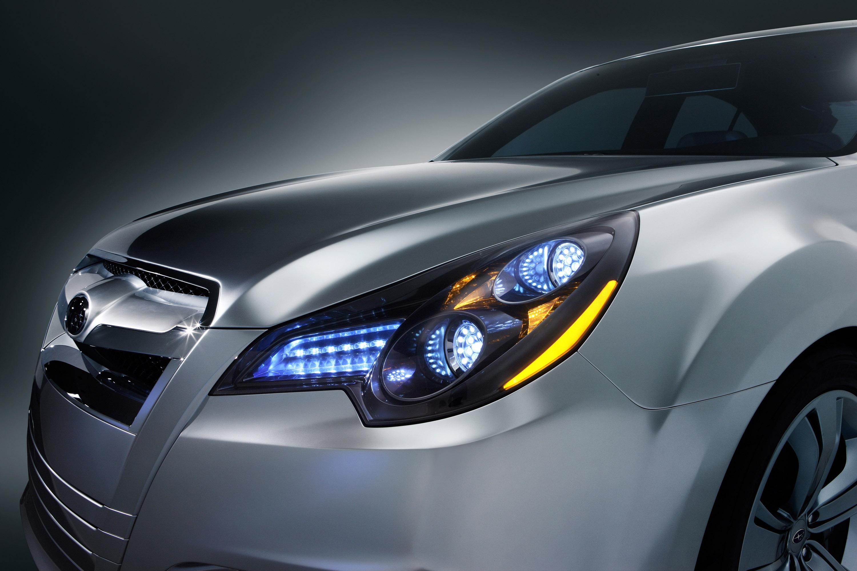 Subaru Legacy Concept - фотография №13
