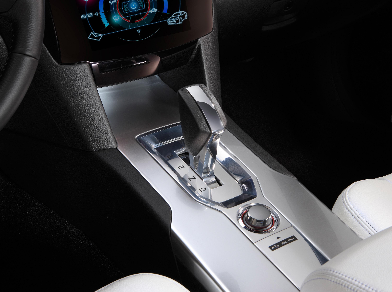 Subaru Legacy Concept - фотография №14