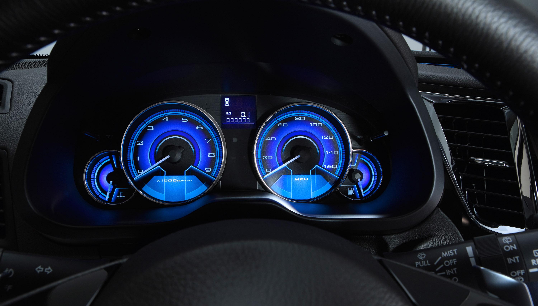 Subaru Legacy Concept - фотография №15