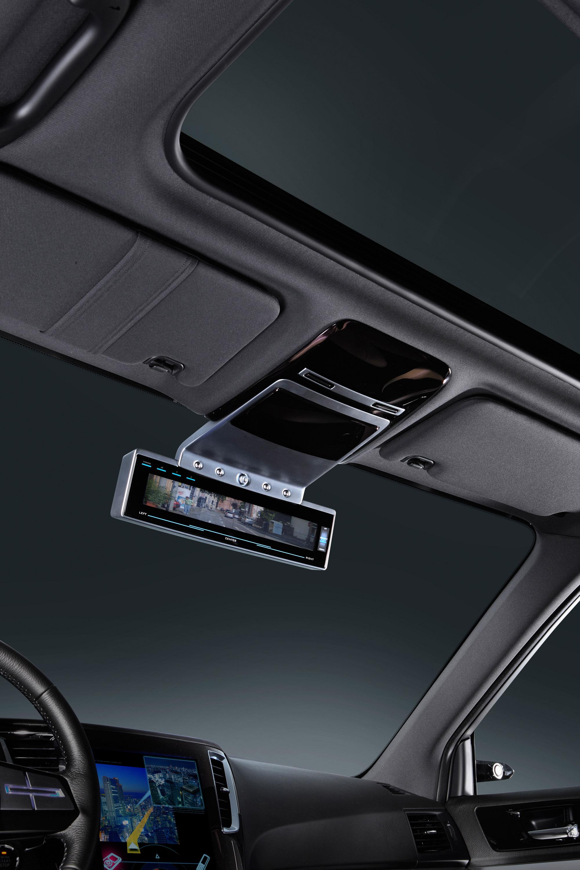 Subaru Legacy Concept - фотография №21