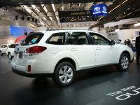 Subaru Legacy Frankfurt 2011
