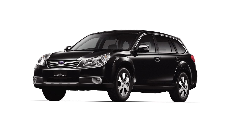 Subaru Legacy Touring Wagon, Outback B4 и все полностью переработан - фотография №4