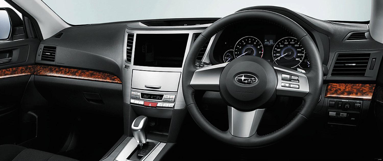Subaru Legacy Touring Wagon, Outback B4 и все полностью переработан - фотография №6