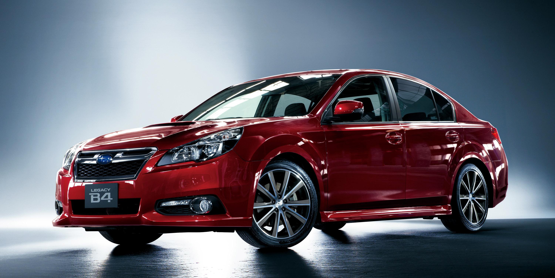 Subaru Legacy и Outback - обновленной и обновляется - фотография №2